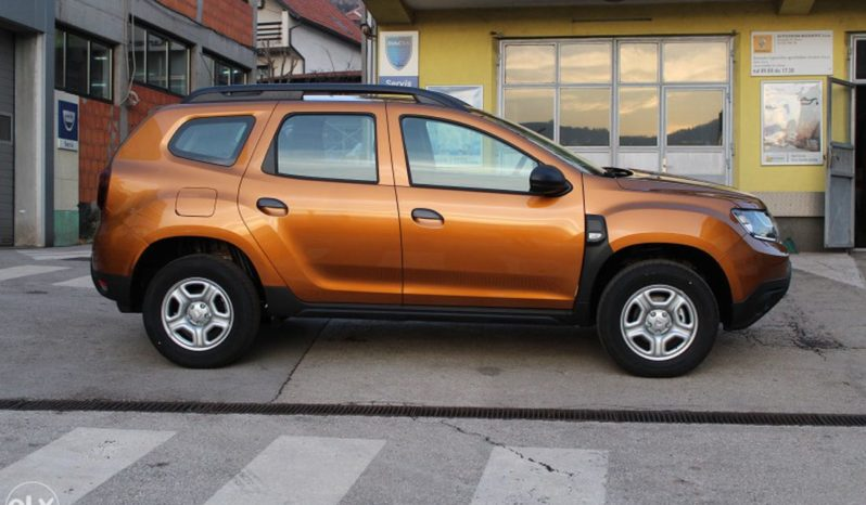 Dacia Duster Essential Blue dCi 95 full