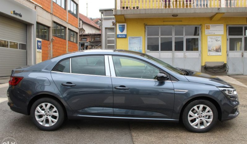 Renault MEGANE GrandCoupe LIMITED Blue dCi 115 full