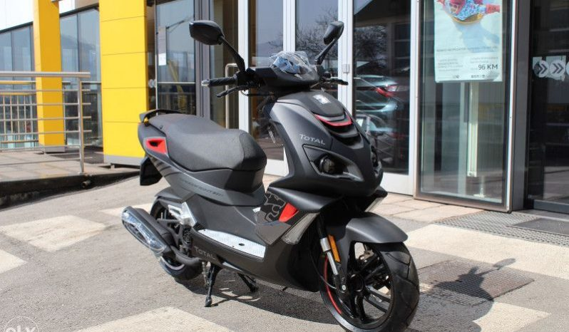 PEUGEOT SPEEDFIGHT 4 2019 full