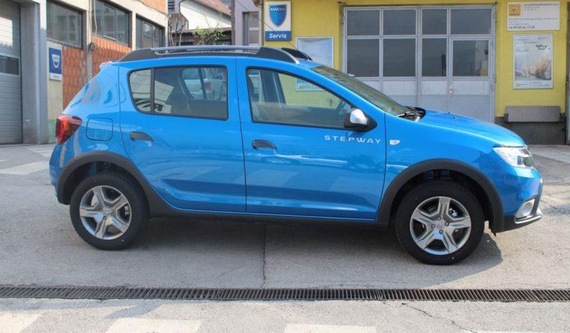 DACIA SANDERO Stepway Prestige 1.5 Blue dCi 95 full
