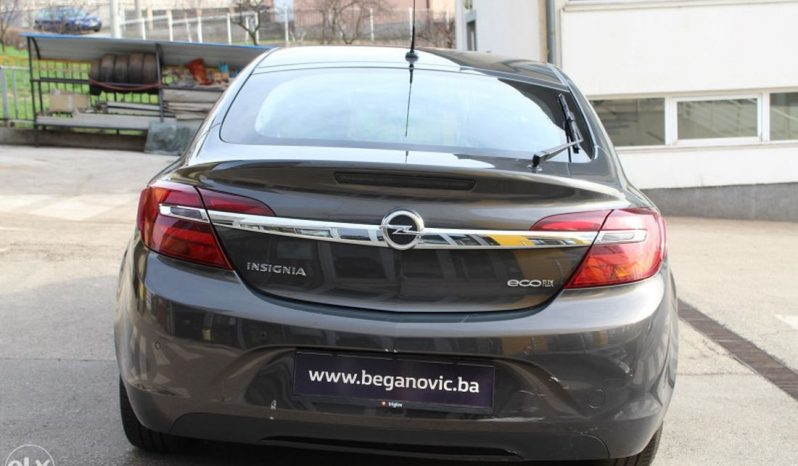 Opel Insignia 2.0 CDTi full