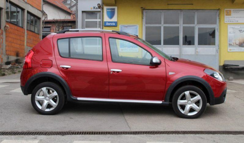 Dacia Sandero Stepway 1.5 dCi 90 KS full