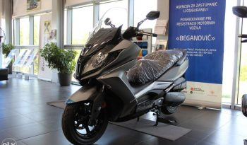 KYMCO DOWNTOWN 350 SIVI