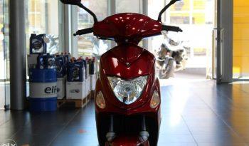SONIC CITY+ 50 4T SKUTER MOTOCIKL -CRVENI full